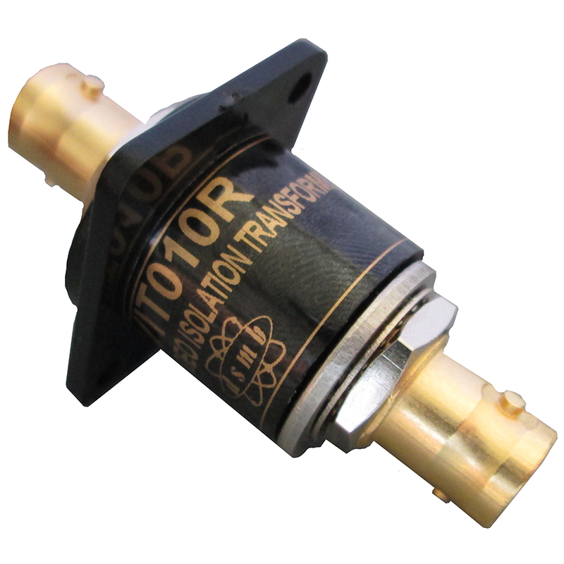 SDI Isolator for 3G, HD, SD-SDI and ASI