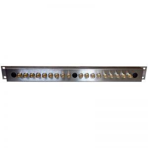 3G-SDI Passive Splitter Rack Mounting WS275-06A