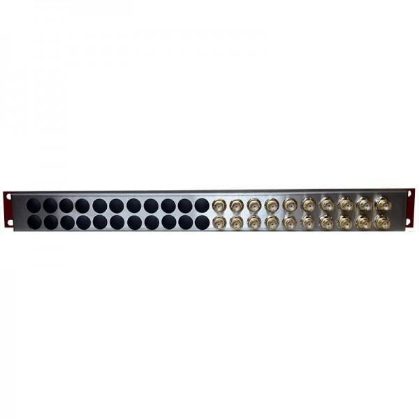 3G-SDI Passive Splitter Rack Mounting WS275-10A