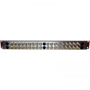 3G-SDI Passive Splitter Rack Mounting WS275-12A