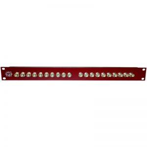 3G-SDI Passive Splitter Rack Mounting WS275-20A