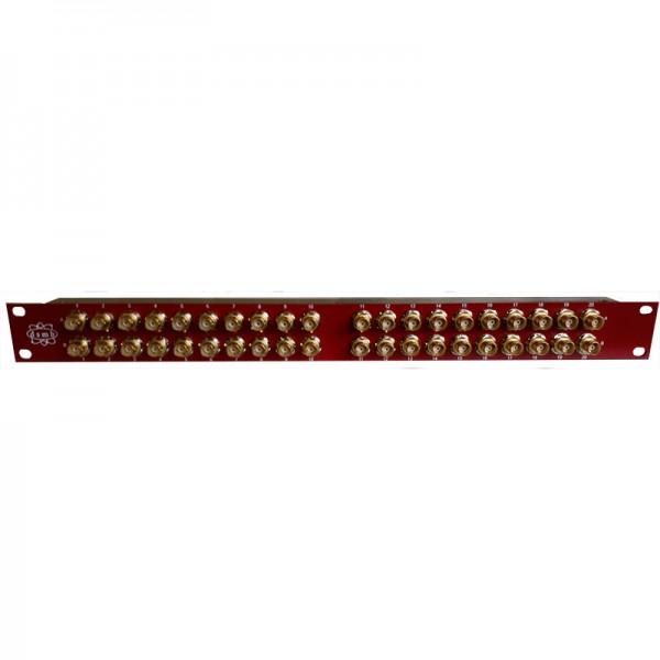 3G-SDI Passive Splitter Rack Mounting WS275-20B