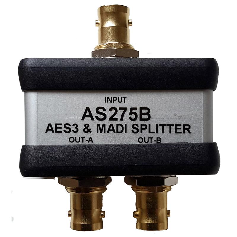 AES3 MADI Passive Splitter