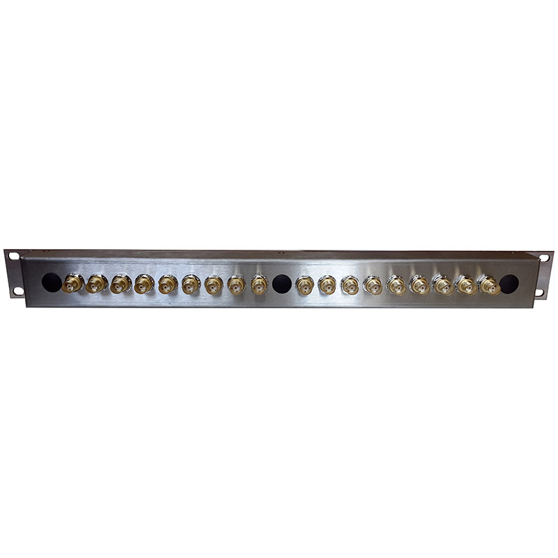 AES3 MADI Passive Splitter Rack Mounting AS275-06A