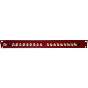 AES MADI Passive Splitter Rack Mounting AS275-06B