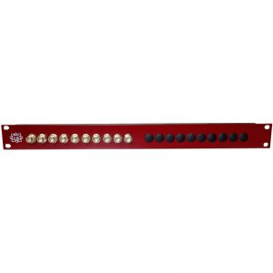 AES3 MADI Passive Splitter Rack Mounting AS275-10A