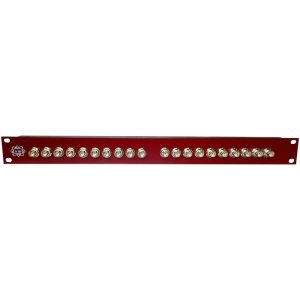 AES3 MADI Passive Splitter Rack Mounting AS275-20A