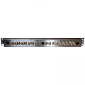 HD-SDI Passive Splitter Rack Mounting HS275-06A