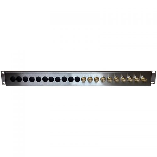 HD-SDI Passive Splitter Rack Mounting HS275-10B