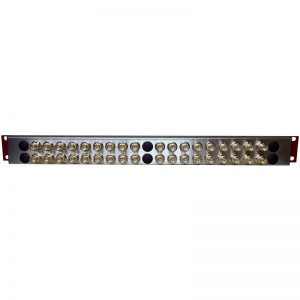 HD-SDI Passive Splitter Rack Mounting HS275-12A