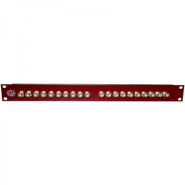 HD-SDI Passive Splitter Rack Mounting HS275-20A