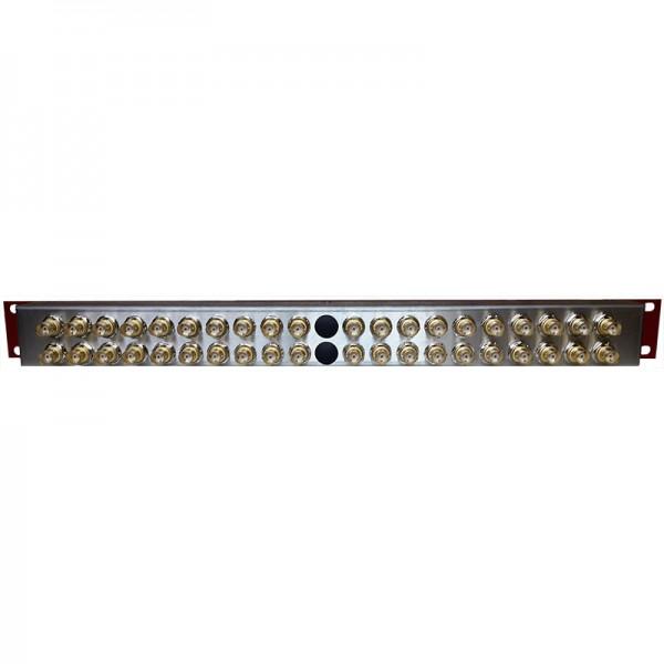 HD/SD-SDI Passive Splitter Rack Mounting HS275-20A