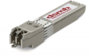 12G-SDI Optical SFP Module - Dual Transmitter 1310nm